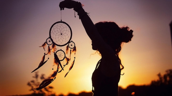 The Imperfectly Perfect DIY Dream Catcher