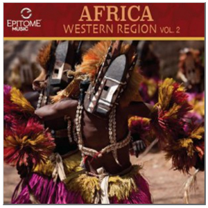 Africa Western Region Vol.2 Epitome Music Library 2016