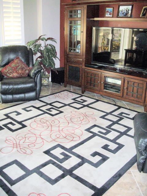 area rug, carpet