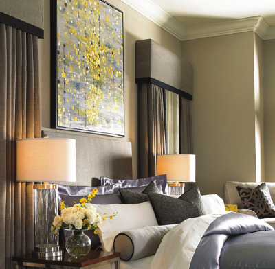 valance, top treatments, cornice, swags and cascades, window coverings