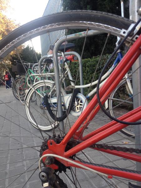 bici - la mejor manera de moverse por la ciudad.