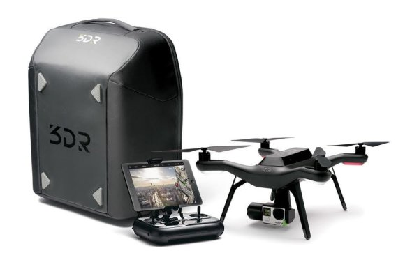 3DR SOLO - THE MOTOVLOGGERS DRONE