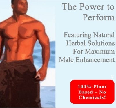 Male Support - 100% Natural Tea for Maximum Stamina & Staying Power
