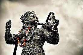 Hanuman, The Signifying Monkey?