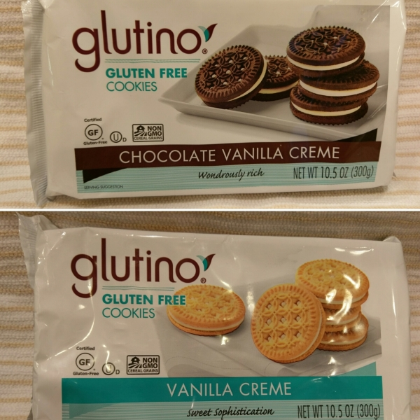 Udi's and Glutino - Safe, gluten free brands