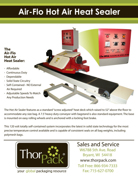 Hot Air Sealer