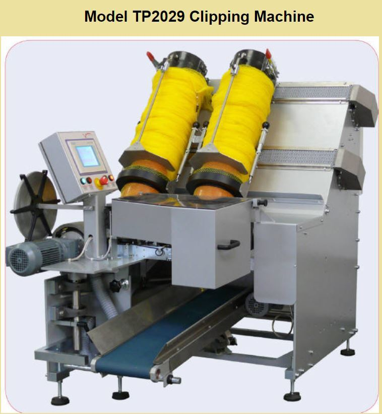 Clipping Machine