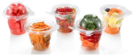 Grab N Go / Clamshell Cups
