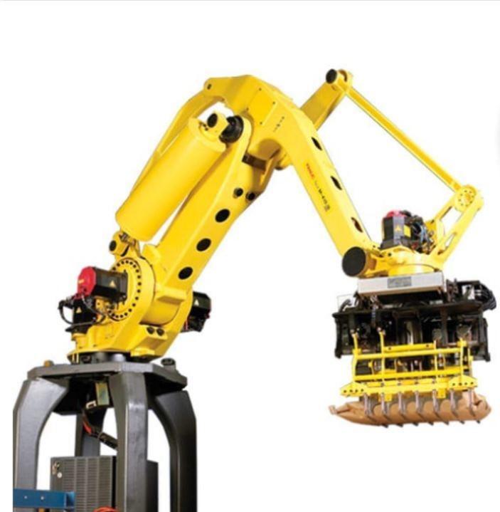 JMC/Fanuc Robot Palletizer