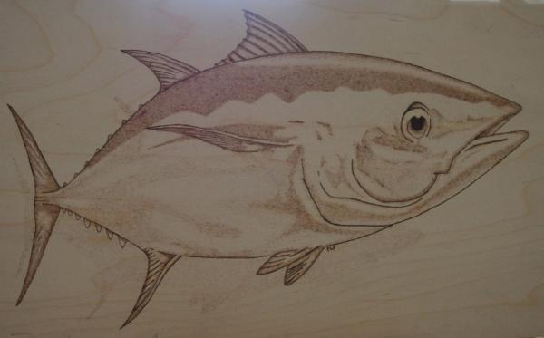 Bigeye Ahi Tuna