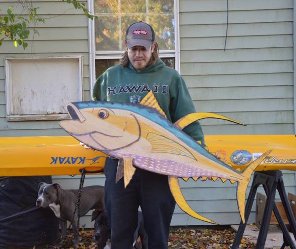 Yellowfin Ahi