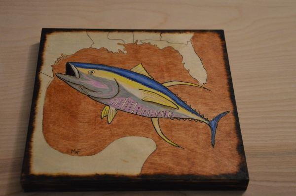 Gulf Coast Yellowfin