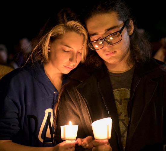 Did God Will The Texas Church Massacre?