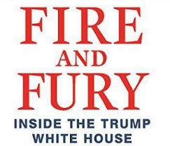 """""""Fire and Fury"""" Audio Version (Listen)"""