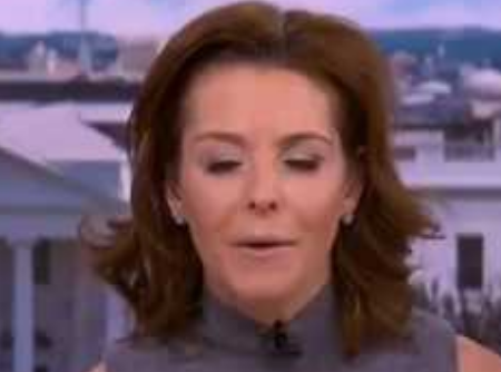 Stephanie Ruhle destroys White House with one look after it corrects Trump transcript 'oversight'