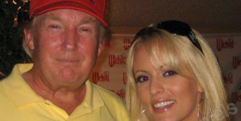 One Month Before The General Election, Trump's Attorney Paid Six-Figure Of Hush Money To Porn Star