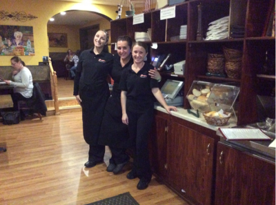 Our Dining Room Staff