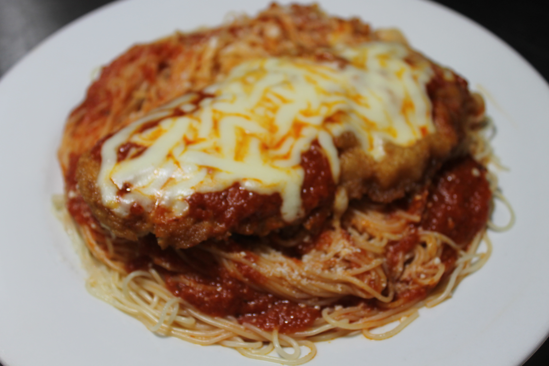 Our Top Seller, Chicken Parmesan