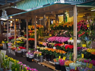 Fresh Flower & Farmer's Market