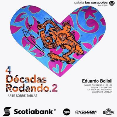 4 Décadas Rodando.2 - Eduardo Bolioli