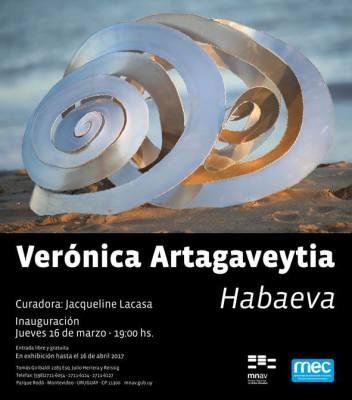 Verónica Artagaveytia - Habaeva