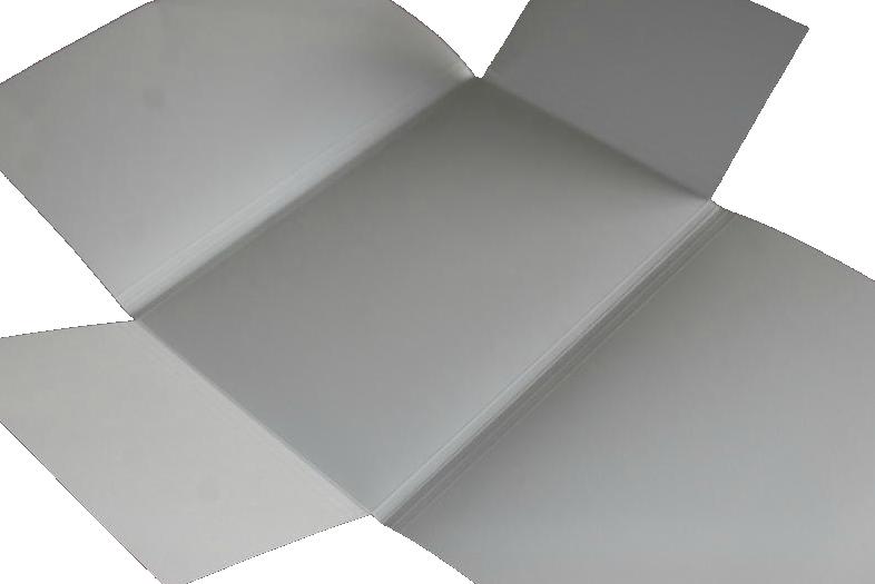 Carpeta 4 Aletas