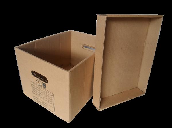 Caja X-300 Con Impresión Personalizada