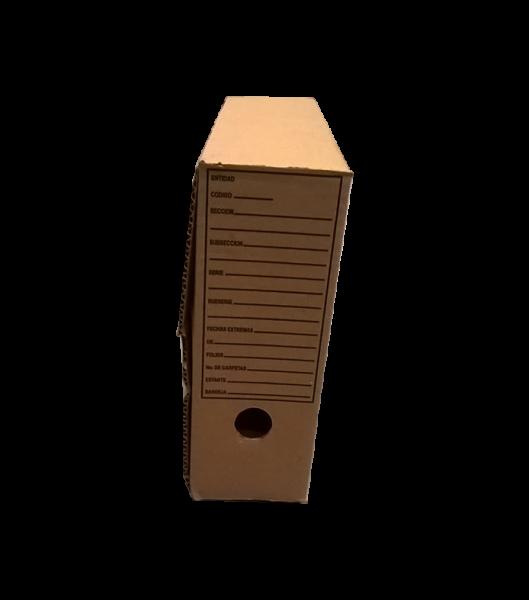 Caja X-100