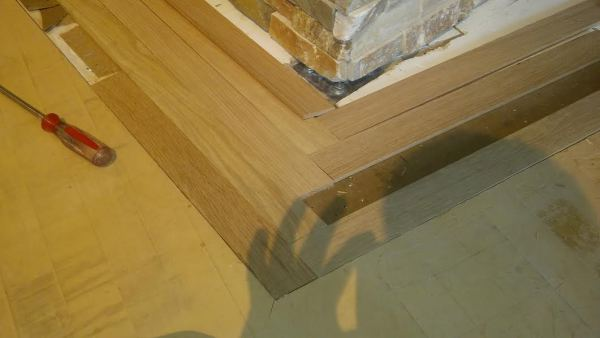 REPAIR HARDWOOD FLOOR
