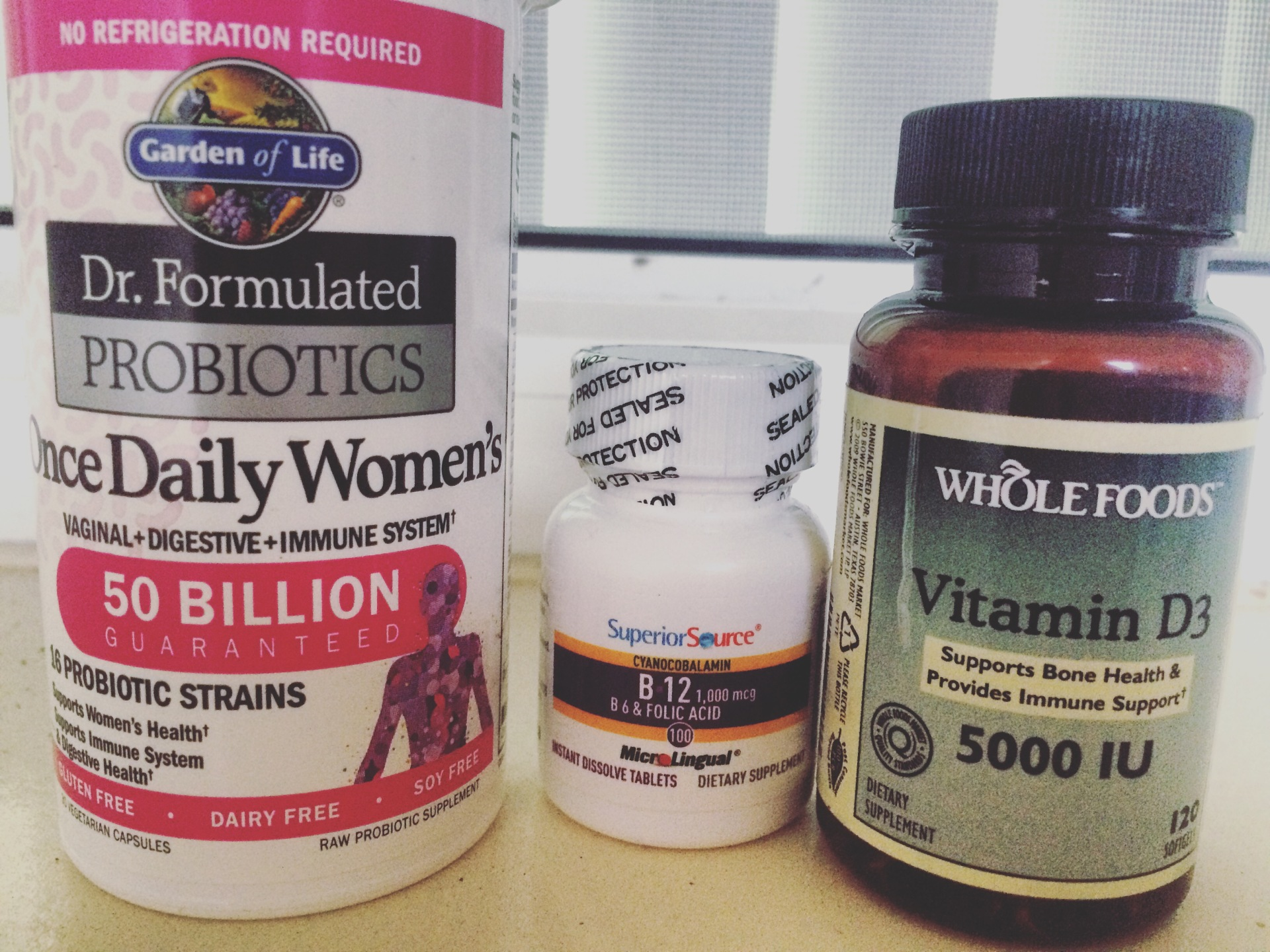 Supplements and Vitamins with Epilepsy