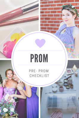 Prom Checklist. Are you ready for Prom??