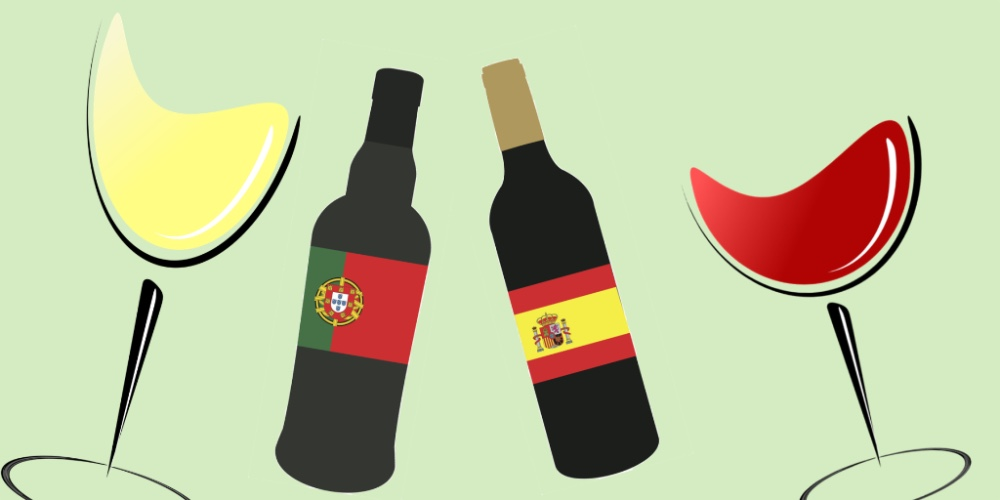 Graphic - Wines of Portugal and Spain