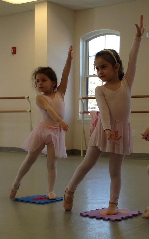 Pre Ballet: Ages 3-4
