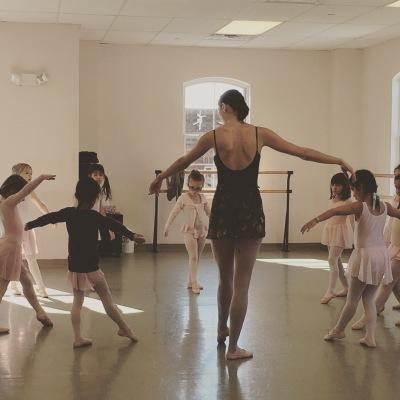 Ballet I: Ages 4-5