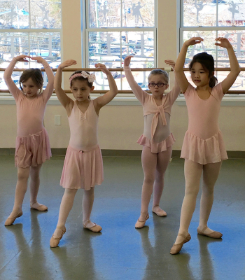 Ballet II: Ages 5-6