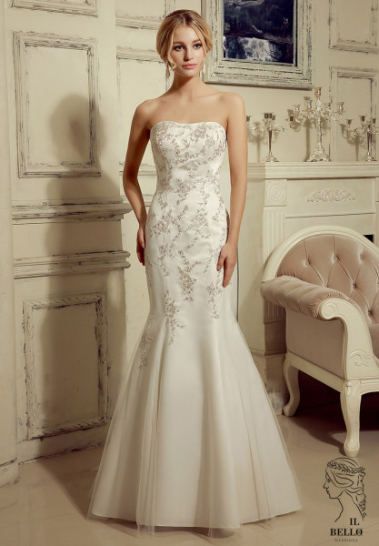 Fit and Fare Wedding Gown