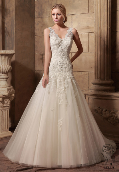 Lace Weeding Gown