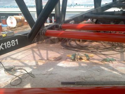 Manitowoc Certified Crane     Boom Repair