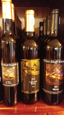 Pillar Bluff Wines