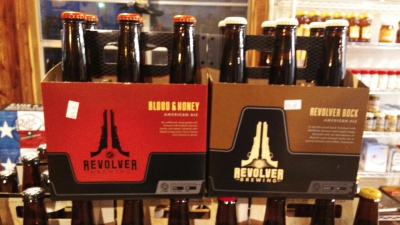 Revolver Craft Beer