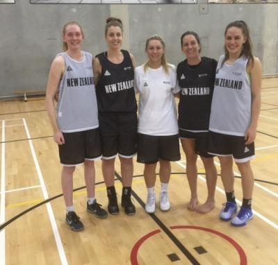 New Zealand national women's basketball team