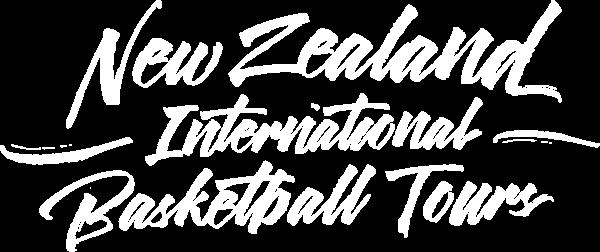 New Zealand International Basketball Tour Logo