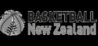 BasketballNewZealand official logo