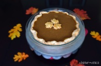 butter + vanilla baked goods, calgary bakery, pumpkin pie, fall menu