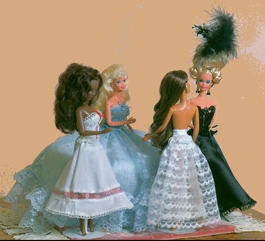"""More Petticoats"", all views  #0105      $8.95"