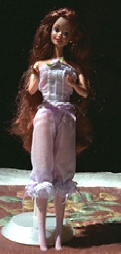 """Dixie Dressing,"" Short Pantaloons,  #0106   $12.95"