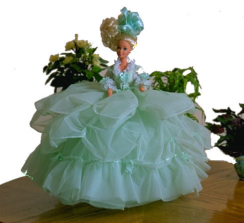 """Marie Antoinette""  View A ,#0203   $11.95"