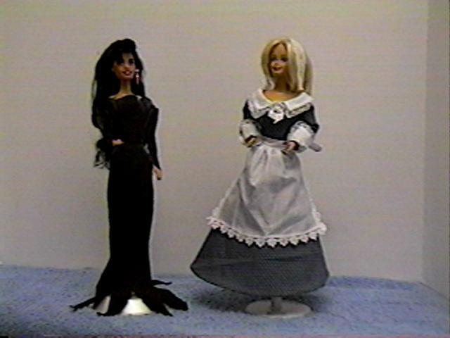 """Festive Femmes"", Halloween &Thanksgiving, #3002  $11.95"