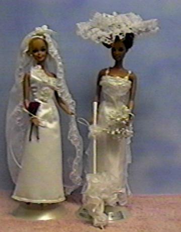 """Caress"", Bride,  #4002, View 1 of 3  $11.95"