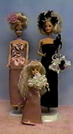 """Caress"", Bridesmaid & Flower girl,  #4002   $11.95"